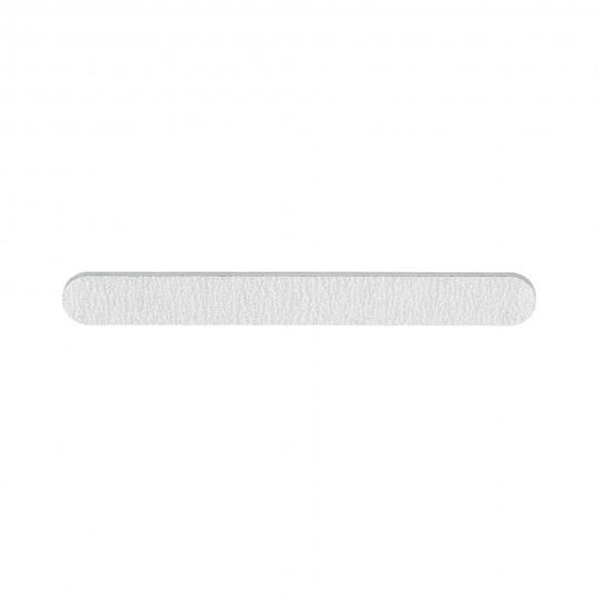 Lima de uñas Zebra recta y ancha cebra granulado 100/180