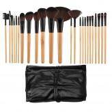 MIMO by Tools For Beauty, Zestaw 24 pędzli do makijażu