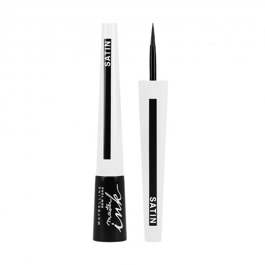 MAYBELLINE MASTER INK Eyeliner w płynie czarny 12g