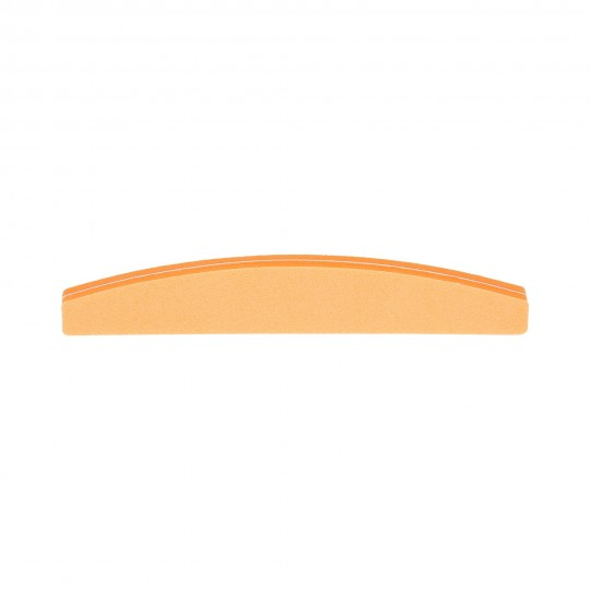 Double sided nail buffer 100/180 – Orange