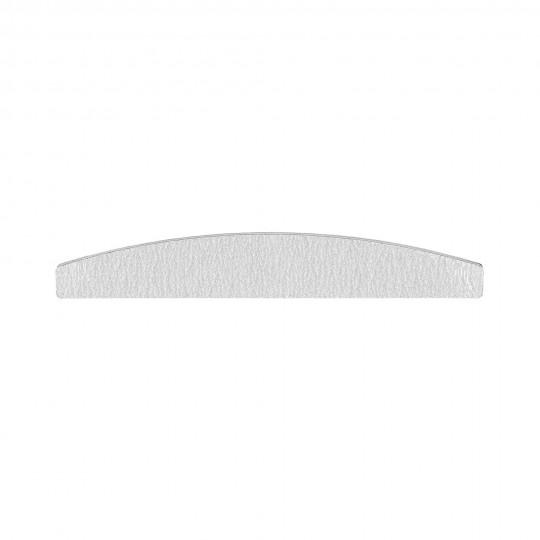 Pilnik do paznokci Zebra w kształcie łódki, gradacja 100/180