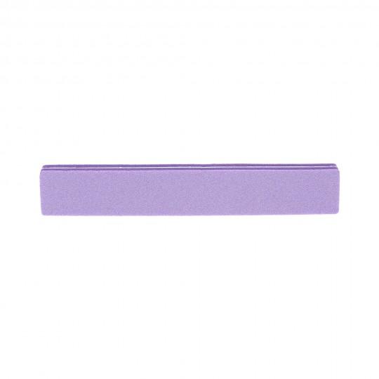 Lima de uñas de doble cara 100/180 Violeta - 1