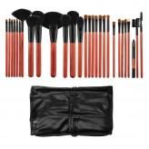MIMO by Tools For Beauty, Zestaw 28 pędzli do makijażu