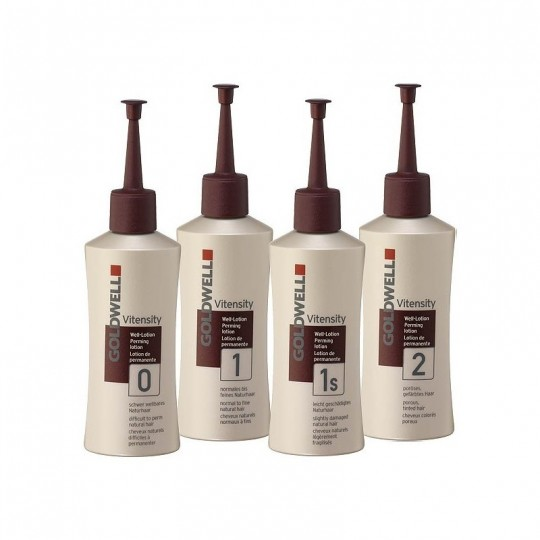 Goldwell Vitensity Well-Lotion Perming Lotion 80 ml - 1