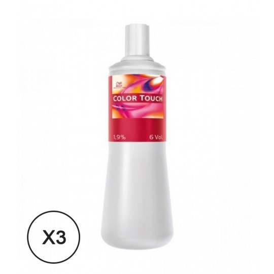 Wella Professionals Color Touch Emulsión Oxidante 1,9% 1000ml