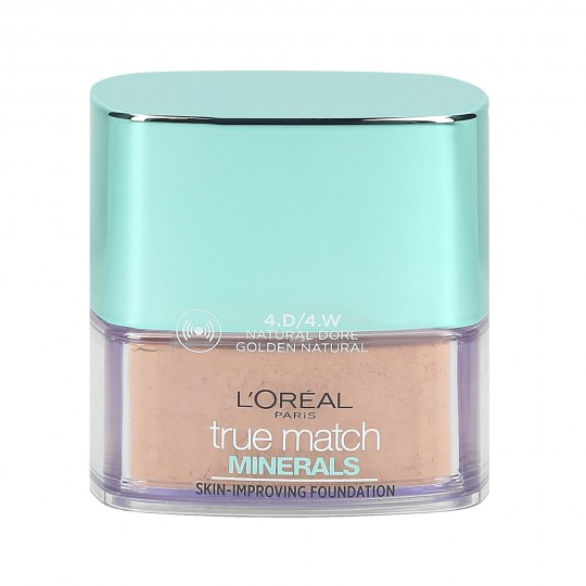 L'OREAL PARIS TRUE MATCH Mineral pressed foundation10g