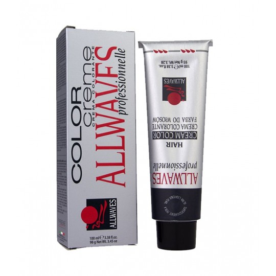Allwaves Cream Color Tinte de pelo 100ml - 1