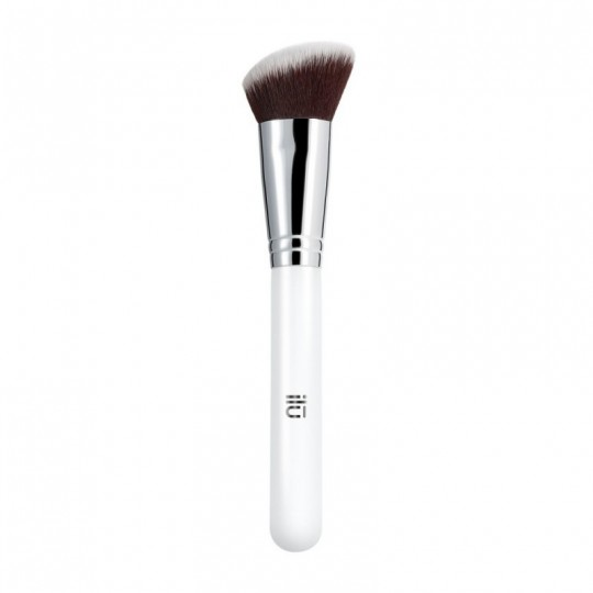 ilū 301 Angled Blush Kabuki Brush Pędzel do róży i pudrów