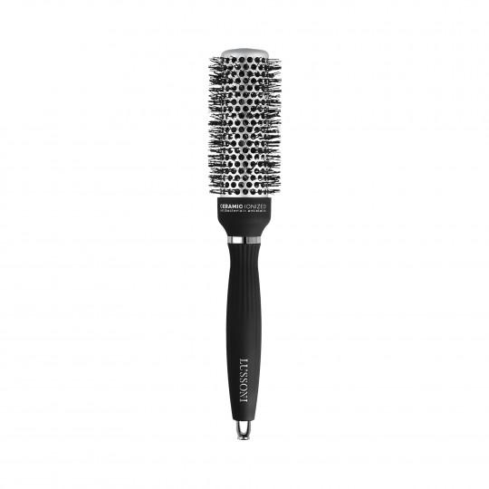 LUSSONI by Tools For Beauty, Szczotka do modelowania z karbowanym włosiem, Ø 33 mm