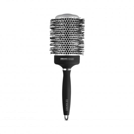 LUSSONI by Tools For Beauty, Szczotka do modelowania z karbowanym włosiem, Ø 65 mm