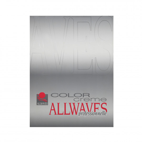 ALLWAVES CREAM COLOR Paleta kolorów - 1