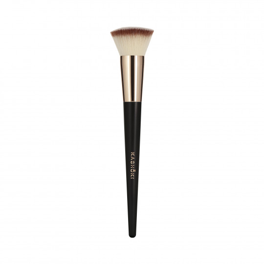 KASHŌKI 100 Flat Top Kabuki Brush Pędzel do podkładu