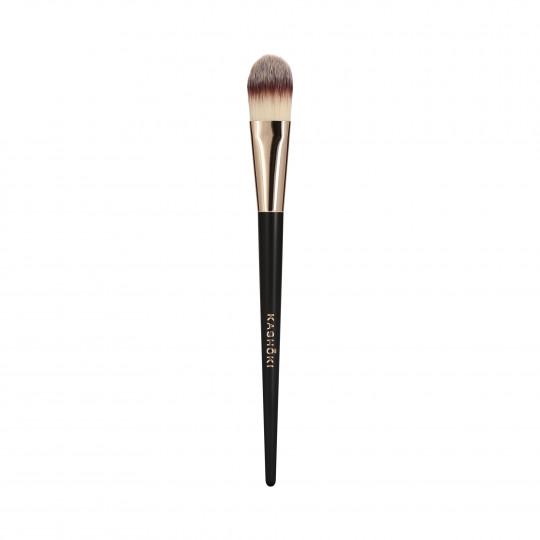 KASHŌKI 104 Flat Foundation Brush Brocha para base de maquillaje - 1