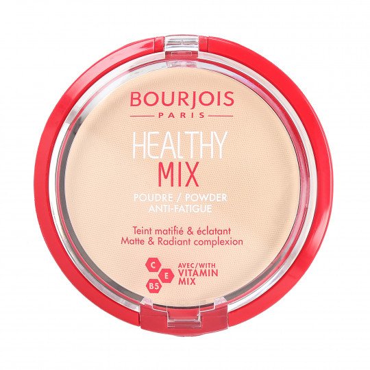 BOURJOIS HEALTHY MIX Polvo opaco compacto 8g - 1