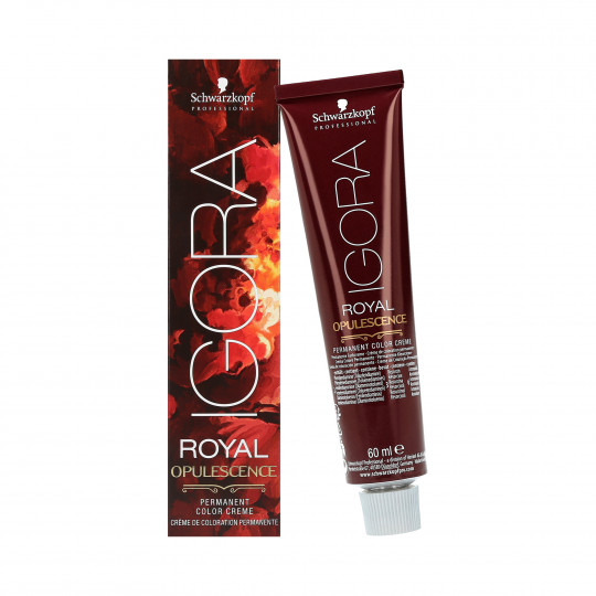 SCHWARZKOPF PROFESSIONAL IGORA Royal Opulescence Farba do włosów 60ml