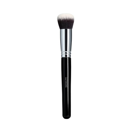 LUSSONI PRO 106 Round Top Kabuki Brush Pędzel do podkładu - 1