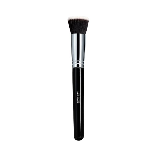 LUSSONI PRO 112 Flat Top Kabuki Brush Pędzel do podkładu - 1