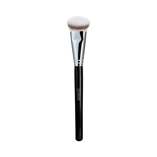 LUSSONI PRO 142 Angled Foundation Brush Pędzel do podkładu - 1