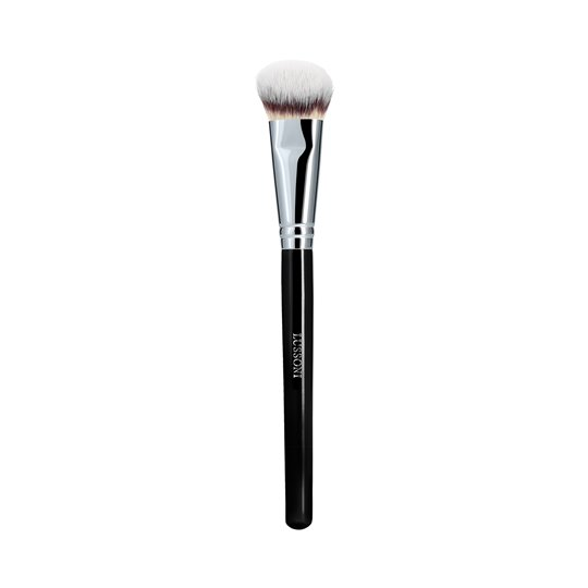 LUSSONI PRO 148 Small Angled Foundation Brush Pędzel do podkładu - 1