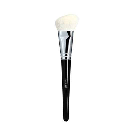 LUSSONI PRO 300 Angled Blush Brush Pędzel do różu - 1
