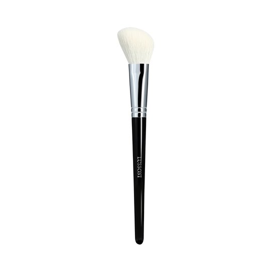 LUSSONI PRO 306 Small Angled Blush Brush Pędzel do różu - 1