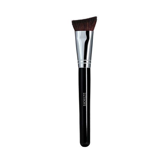 LUSSONI PRO 336 Angled Contour Blender Brush Pędzel do konturowania - 1
