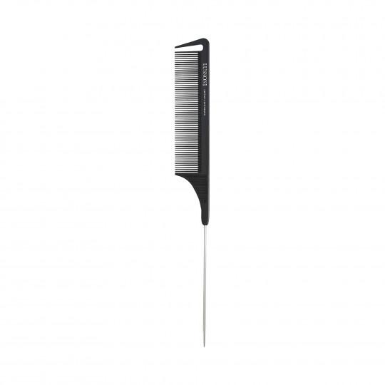 LUSSONI PTC 306 Grzebień z metalowym szpikulcem