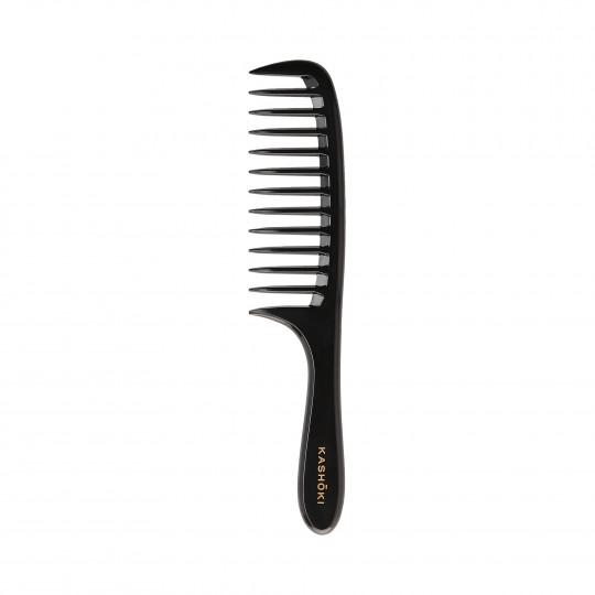 KASHŌKI Grzebień Misaki do rozczesywania i układania długich i gęstych włosów
