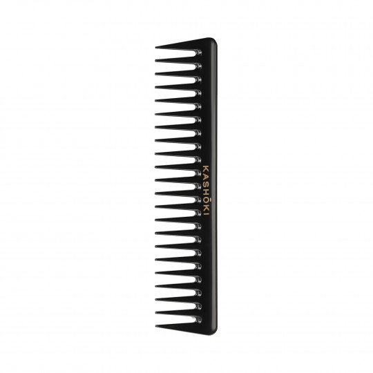 KASHŌKI Youko Comb for Thick and Curly Hair - 1