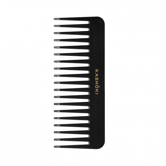KASHŌKI Kazuko Comb for Thick and Curly Hair - 1