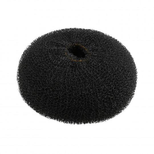 LUSSONI by Tools For Beauty, Okrągły wypełniacz do koków, Czarny, Ø 110 mm
