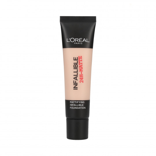 L'Oreal Paris Infallible 24h Matte Base de Maquillaje 36ml