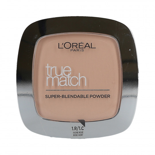L'OREAL PARIS TRUE MATCH Powder, pressed