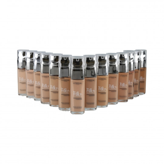 L'OREAL PARIS TRUE MATCH Foundation Base de Maquillaje 30ml