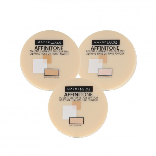 MAYBELLINE AFFINITONE Polvos compactos 9g
