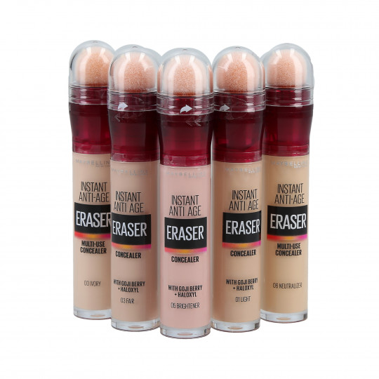 MAYBELLINE The Eraser Eye Concealer Korektor pod oczy 6,8ml