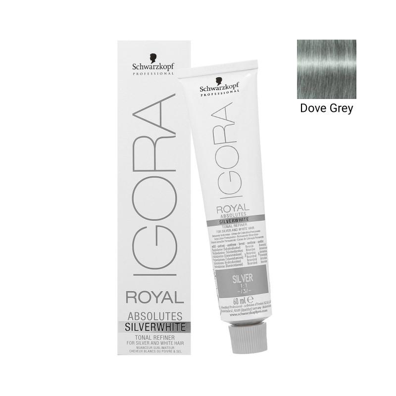 dc6534b991 Schwarzkopf Professional Igora Royal Absolutes SilverWhite