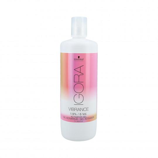 SCHWARZKOPF PROFESSIONAL IGORA VIBRANCE Gel activator for hair dye 1.9% 1000ml