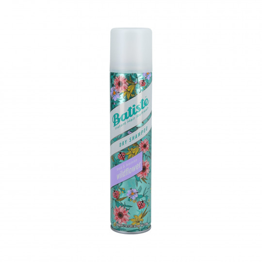 BATISTE WILDFLOWER DRY SHAMPOO 200ML