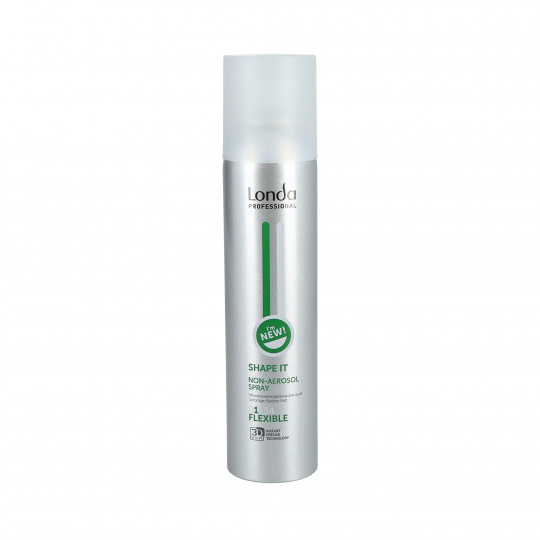 LONDA STYLING Shape It Lakier do włosów bez aerozolu 250ml - 1