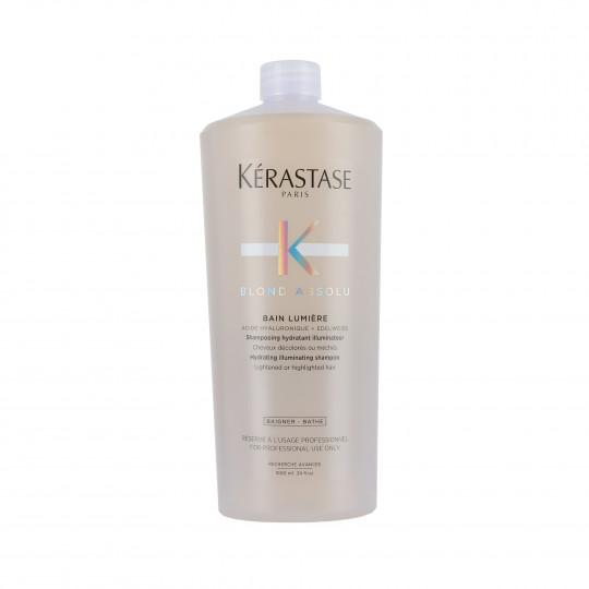 KERASTASE BLOND ABSOLU Bain Lumiere Kąpiel rozświetlająca do włosów blond 1000ml