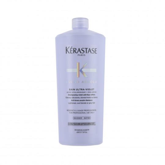 KERASTASE BLOND ABSOLU Bain Ultra-Violet Kąpiel neutralizująca kolor 1000ml - 1