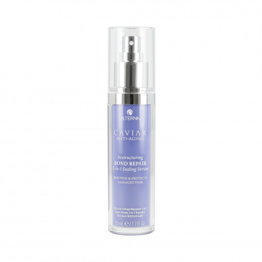 ALTERNA CAVIAR ANTI-AGING RESTRUCTURING BOND REPAIR Serum odbudowujące 3w1 50ml - 1
