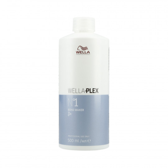 WELLA PROFESSIONALS WELLAPLEX No1 Bond Maker 500ml