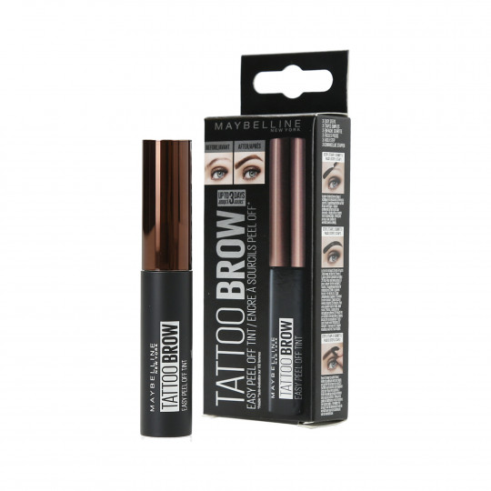 MAYBELLINE TATTOO BROW Gel permanente para cejas - 1