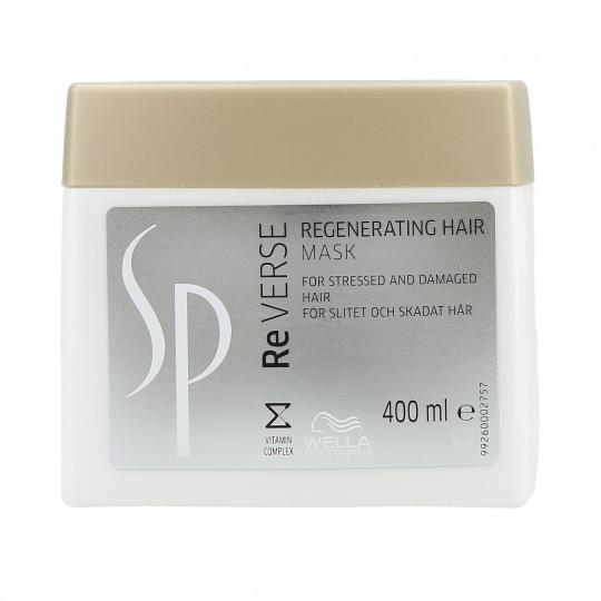 WELLA SP REVERSE Regenerating hair mask 400ml