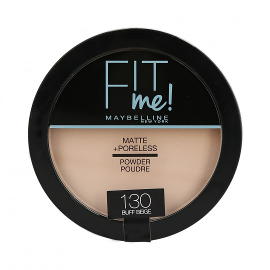 MAYBELLINE FIT ME Polvo mate 14g