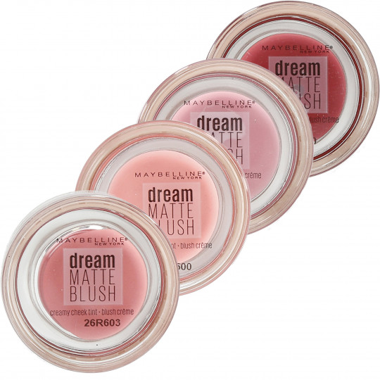 MAYBELLINE DREAM MATTE creamy blush 9g