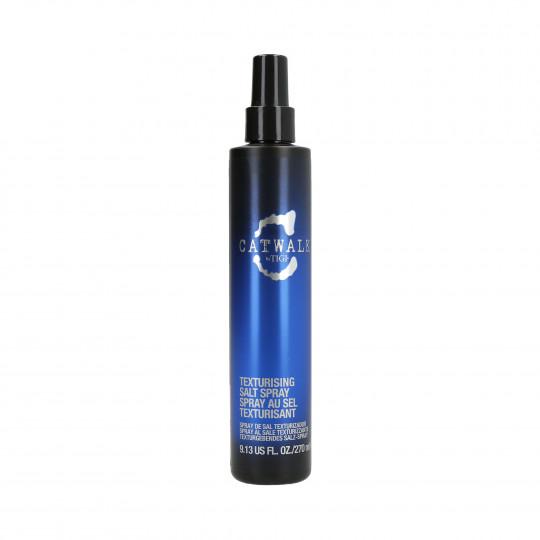 TIGI CATWALK Spray teksturyzujący z solą morską 270ml