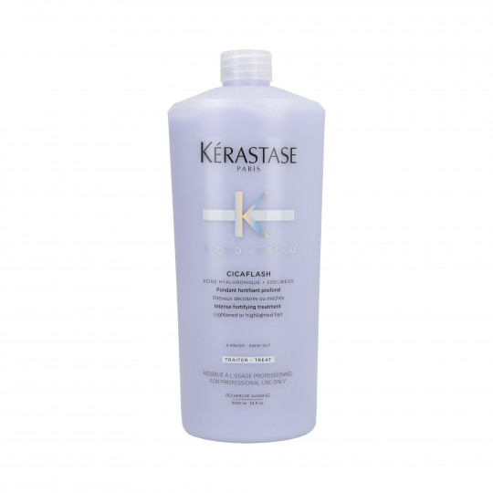 KERASTASE BLOND ABSOLU Cicaflash Restorative conditioner for blonde hair 1000ml - 1